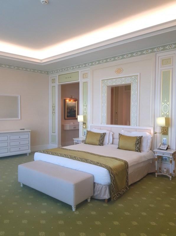 Double room in Yyldyz Hotel