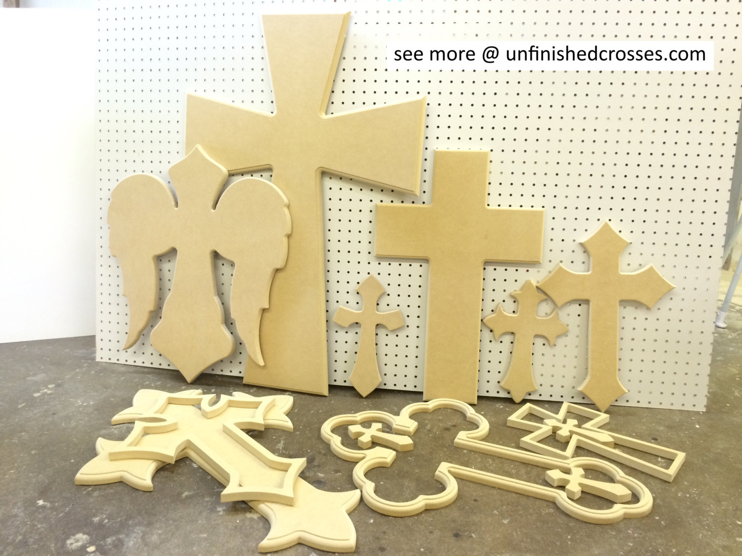 10 Quot Amp 18 Quot Ribbon Unfinished Diy Wood Craft To Sell Ready