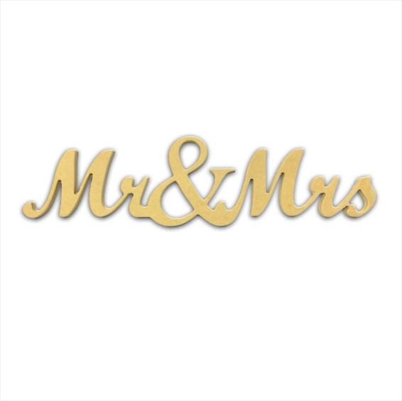 "Mr & Mrs 8"""