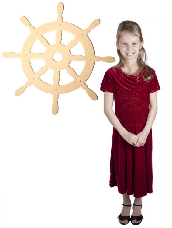 """Ship's Wheel (36"""")"""