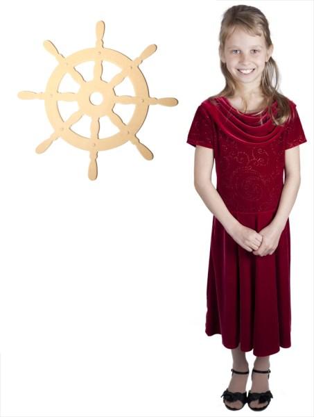 """Ship's Wheel (24"""")"""