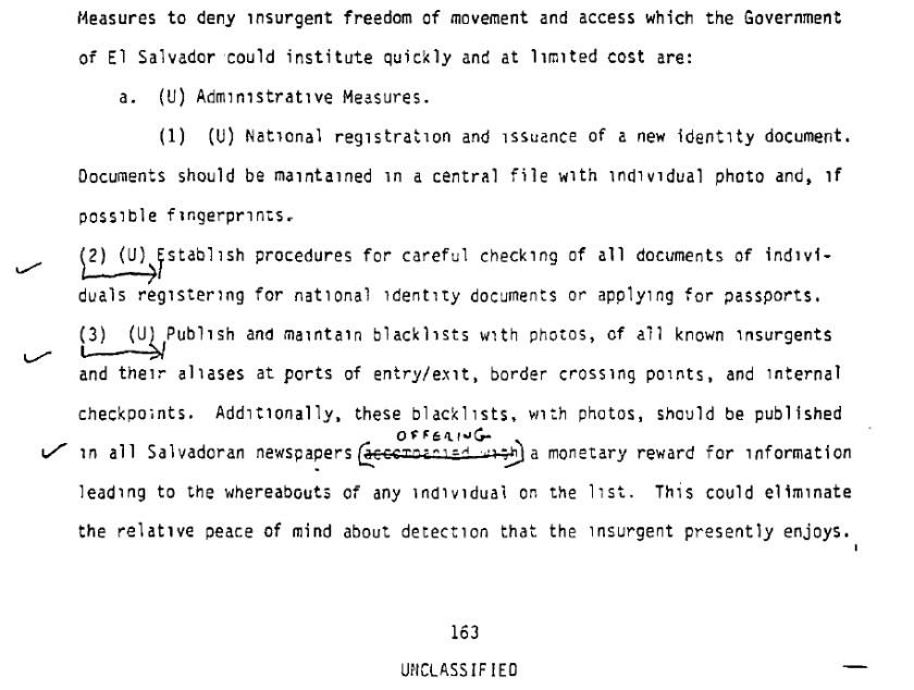 Woerner Report p. 163: Population Control Measures