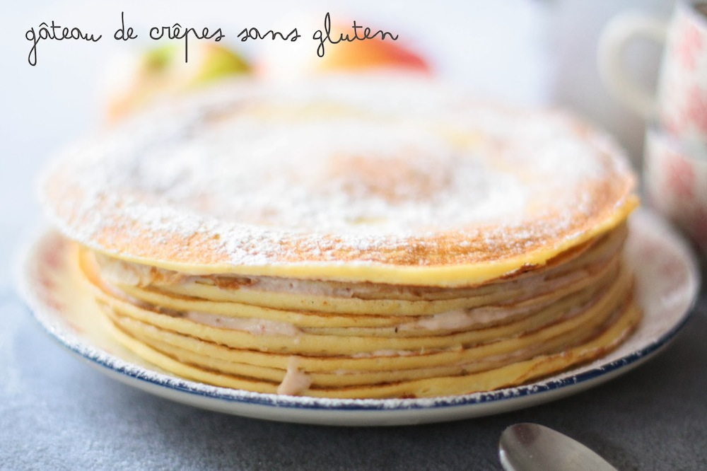Gateau de crepes