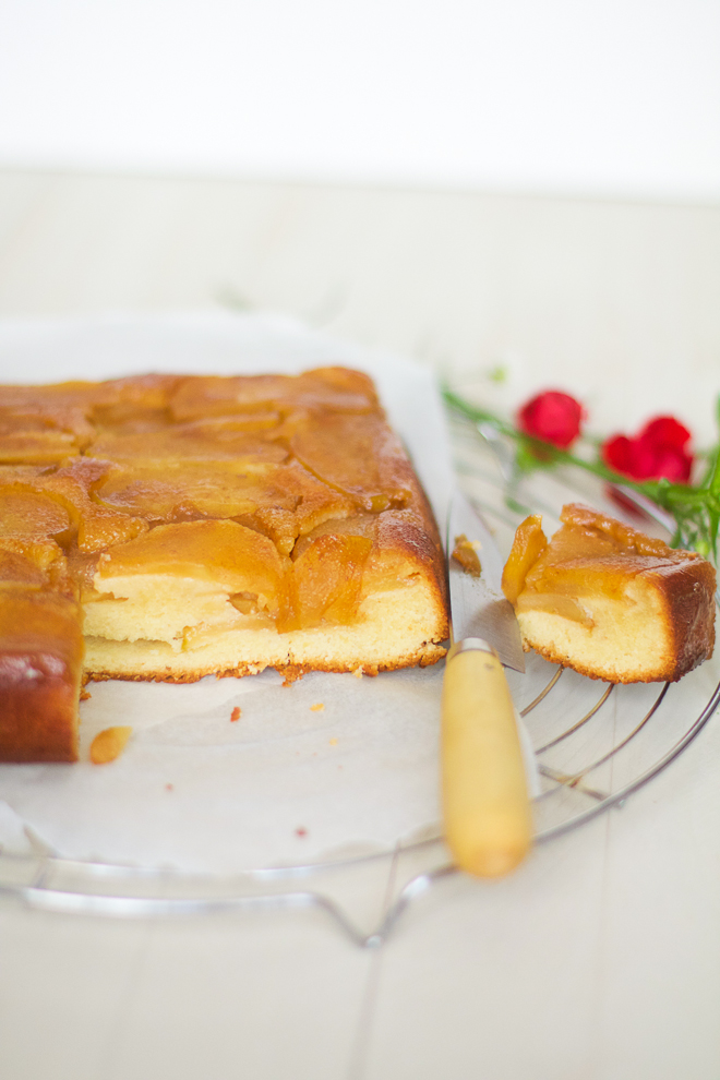 financier pommes