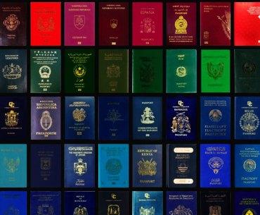 How is passport strength determined
