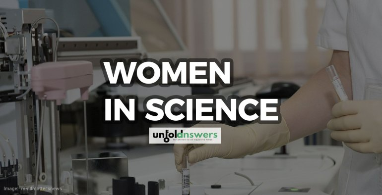 Contributions by Women in Science