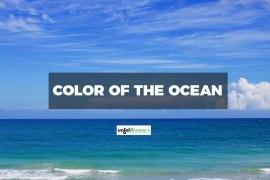 Color of Ocean