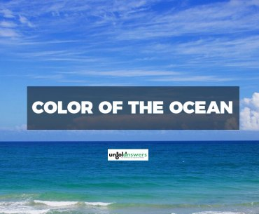 Color of Ocean