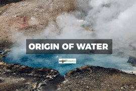Origin of Water