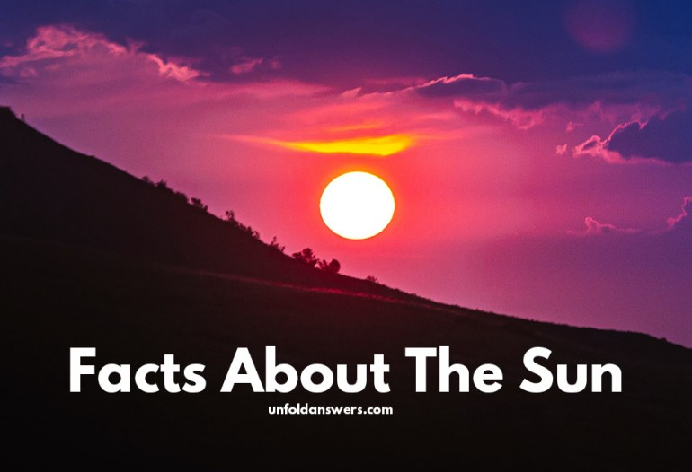 Facts about the Sun