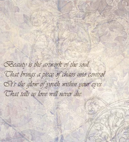 The Nature of Beauty - Poem