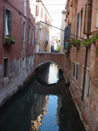 Venetian Canal : Photo - Kadira Jennings