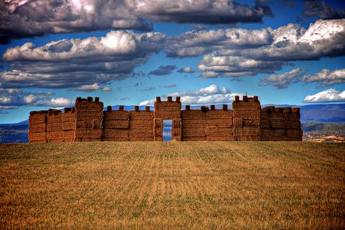 Haystacks 1
