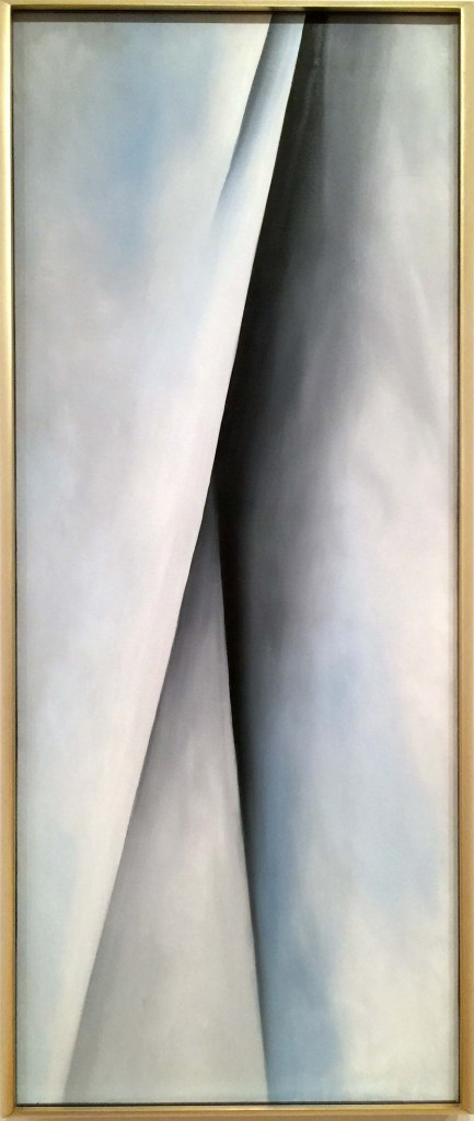 Abstraction - Georgia Okeeffe