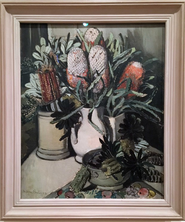 Margaret Preston,modern_painters,georgia okeeffe