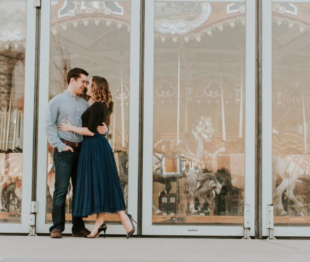 Brooklyn Dumbo Engagement Session Lana And Mike 19