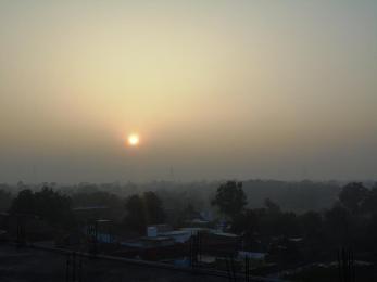 Alipuran sunset