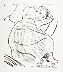 New Acquisitions: Three Works on Paper by Kirchner, Heckel