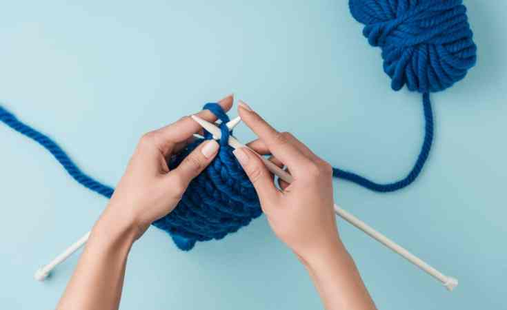 crochet is a hobby for stay at home moms