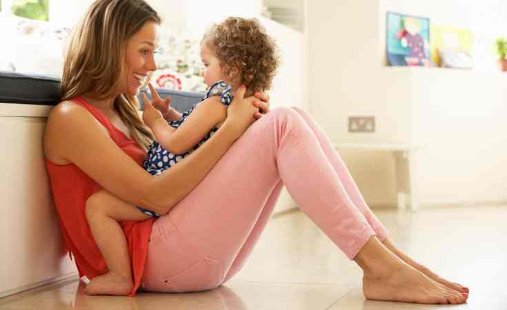 ways to not be bored as a stay at home mom