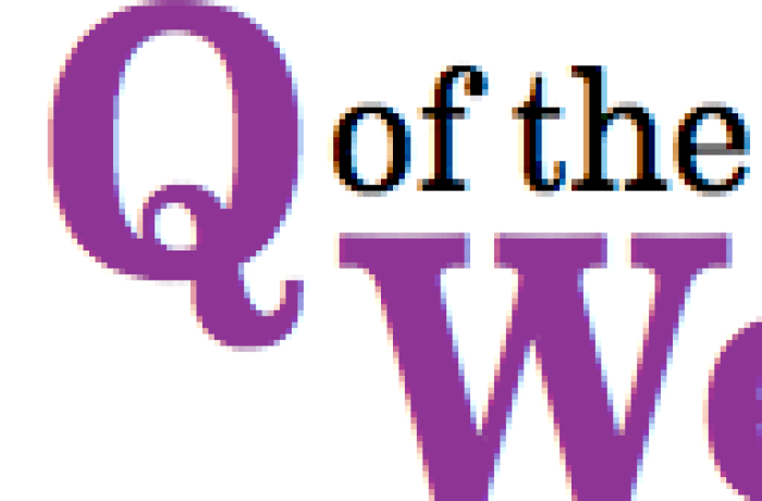 Question of the Week 2/27