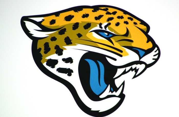 Jacksonville Jaguars new logo for the 2013 season.