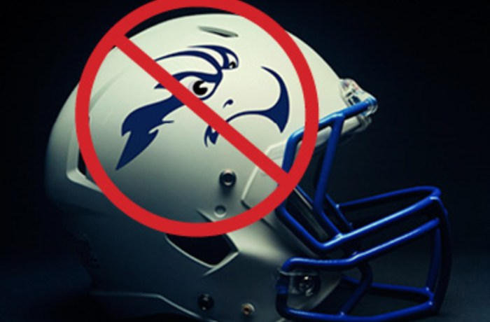 Students won't be seeing Osprey Football for at least five to 10 years.