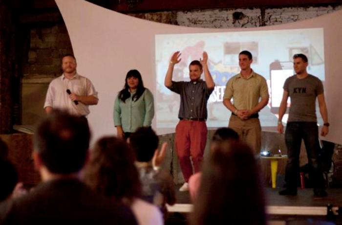 DES + DEV Assemble! event showcases young and creative