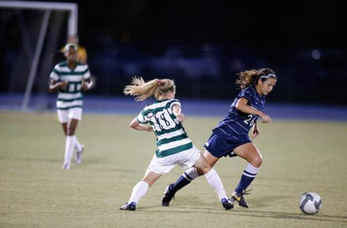 Women's soccer defeats USC Upstate Spartans 2-0