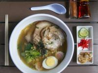 Ramen redeemed: Bento Cafe's new angle on a traditional noodle soup satisfies