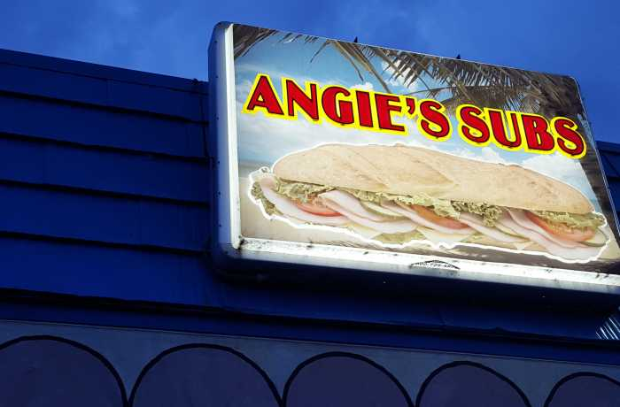 Local Eatery of the Week: Angie's Subs