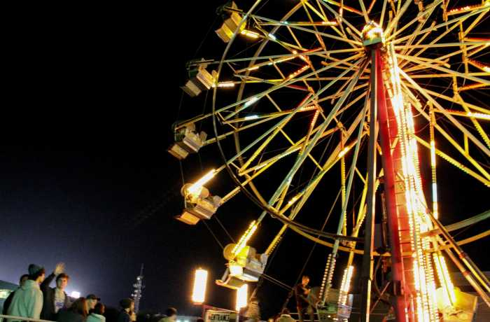 Night of Fun brings the carnival to the campus backyard