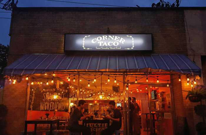 Local Eatery of the Week: Corner Taco