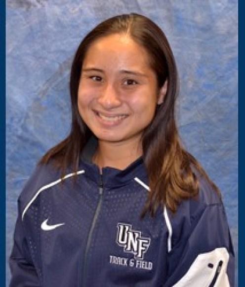 Grace Meyer. Photo courtesy UNF Athletics
