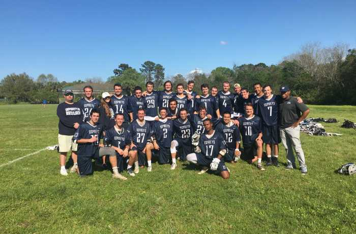 UNF LAX: The Comeback Squad
