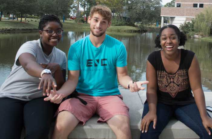 People of UNF: How about gaining superpowers for Halloween?