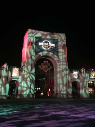 Universal's Halloween Horror Nights. Photo by Pierce Turner
