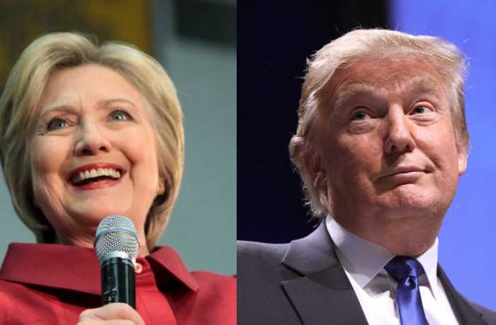 A minute-by-minute look back at election night