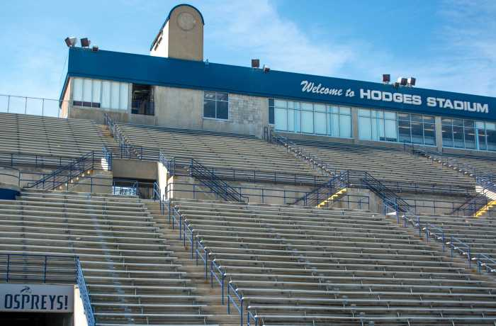 Hodges Stadium will be the Armada's new home