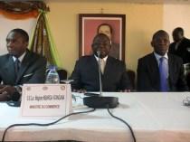 Mr. Mbarga Atangana, Minister of Commerce