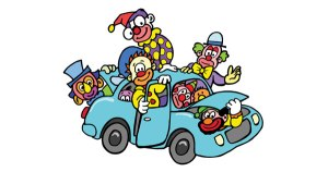 The Jesus Clown Car