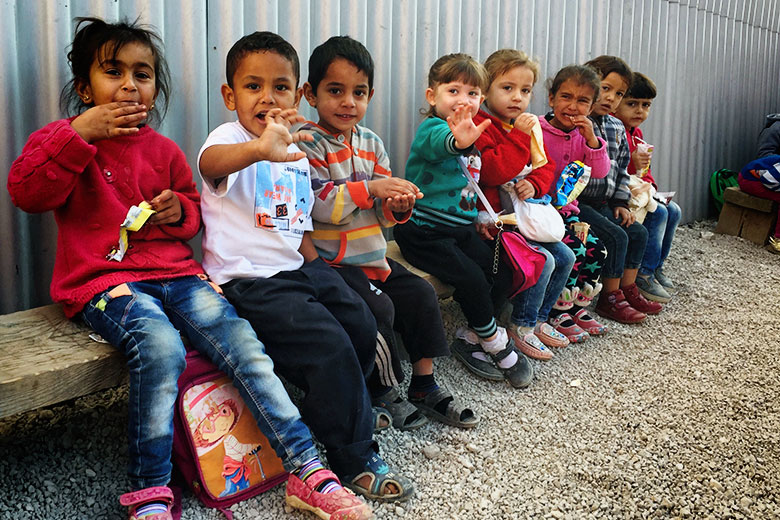 Lebanon and the Balance of Love