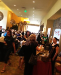 Back from BlogHer Food!