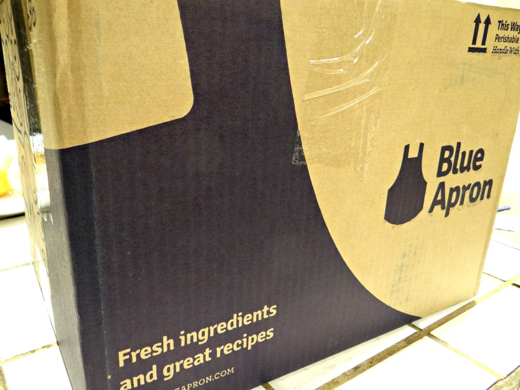 Blue apron olive oil - There S An Interesting New Trend In The World Of Food Services That Provide Everything You Need To Cook Meals From Scratch Except Salt Pepper And Olive