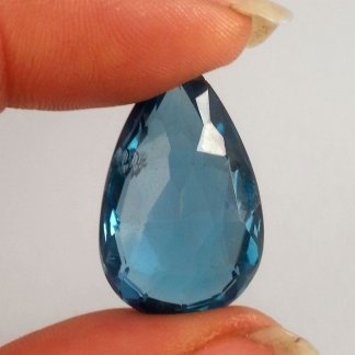 London Blue Topaz Pendant Bead