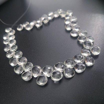 Quality Prasiolite Beads