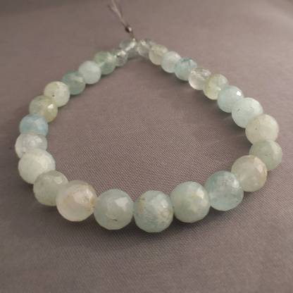 Quality Aquamarine Round Beads