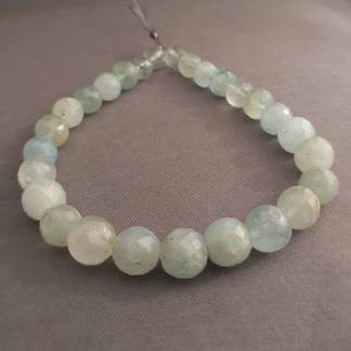 Quality Aquamarine Round Beads