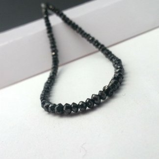 Black Diamond Beads
