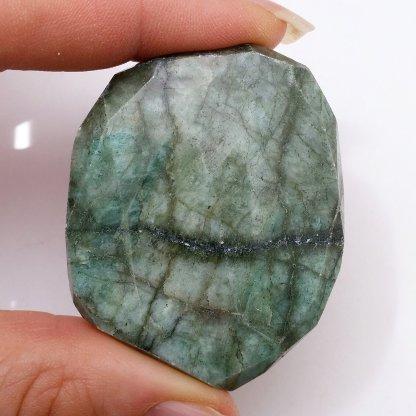 Big Emerald Pendant